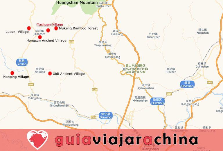 Pueblo Antiguo de Tachuan - El mejor escenario de otoño en China 6