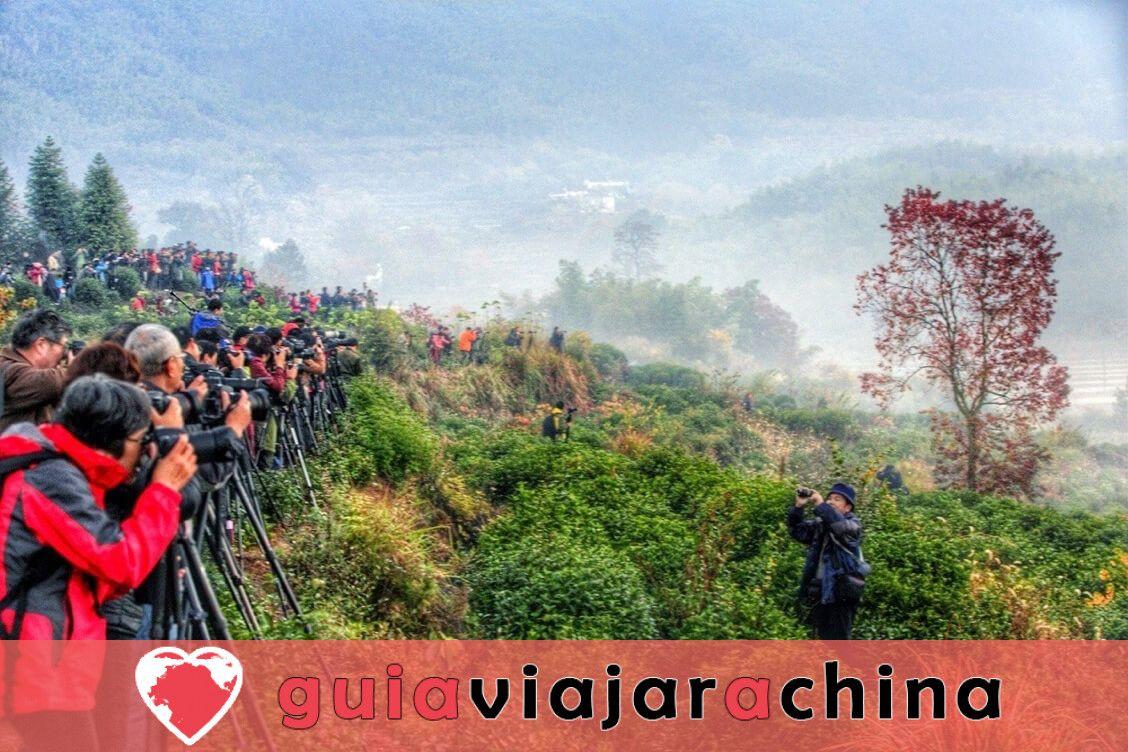 Pueblo Antiguo de Tachuan - El mejor escenario de otoño en China 5
