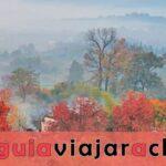 Pueblo Antiguo de Tachuan - El mejor escenario de otoño en China
