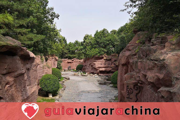 Tang Paradise - El mayor jardín imperial estilo Tang de China 6