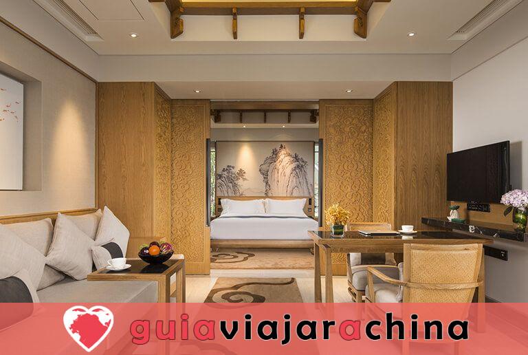 Lucun Village - Las mejores tallas de madera de China 12
