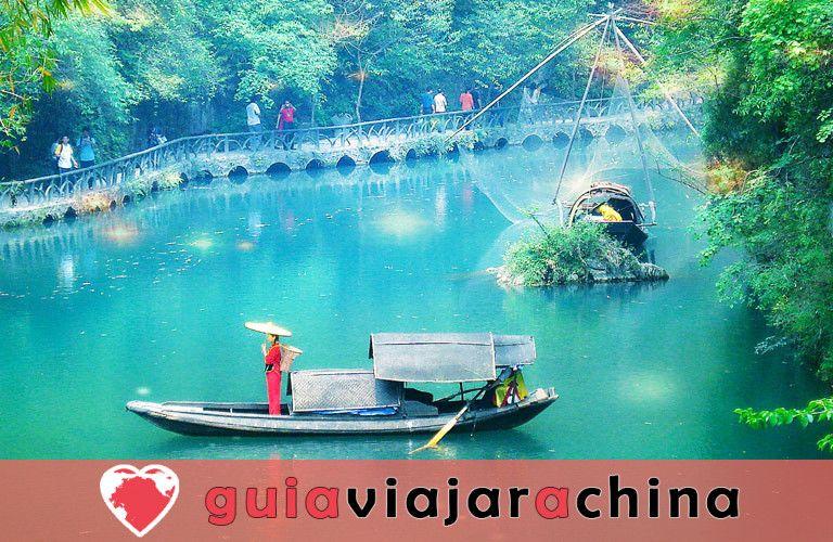 Tribu de las Tres Gargantas - El más bello lugar escénico en Yangtze Three Gorges 3