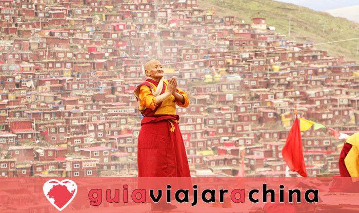 Academia Budista Larung Gar, Sertar - El Instituto Budista más grande del mundo 7