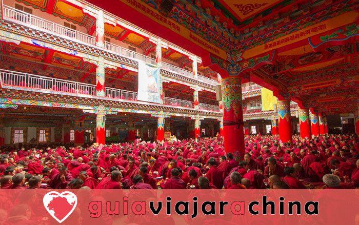 Academia Budista Larung Gar, Sertar - El Instituto Budista más grande del mundo 2