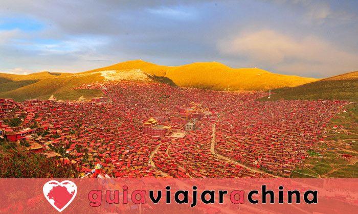 Academia Budista Larung Gar, Sertar - El Instituto Budista más grande del mundo 3