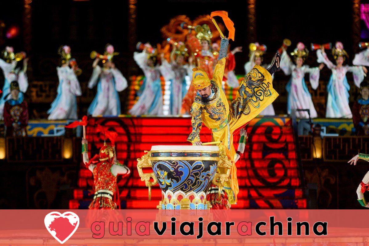 Piscina de Huaqing (Palacio de Huaqing) - Aguas termales y el canto del dolor eterno 10