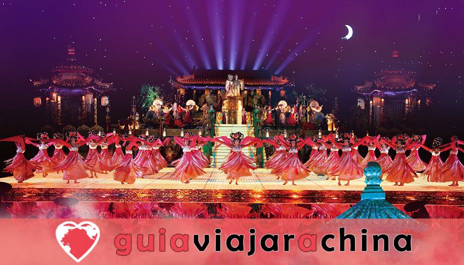 Piscina de Huaqing (Palacio de Huaqing) - Aguas termales y el canto del dolor eterno 9