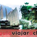 Tribu de las Tres Gargantas - El más bello lugar escénico en Yangtze Three Gorges