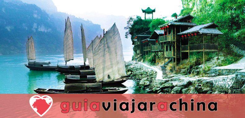 Tribu de las Tres Gargantas - El más bello lugar escénico en Yangtze Three Gorges 1