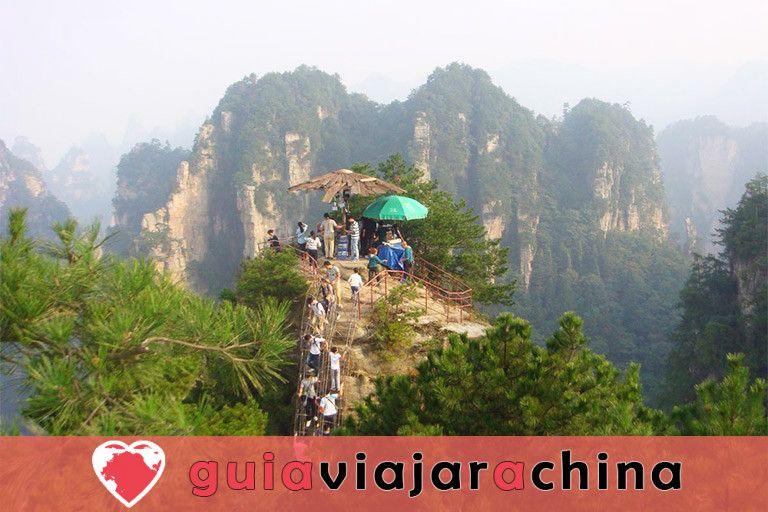 Yangjiajie - El paisaje más prístino del área escénica de Wulingyuan 7