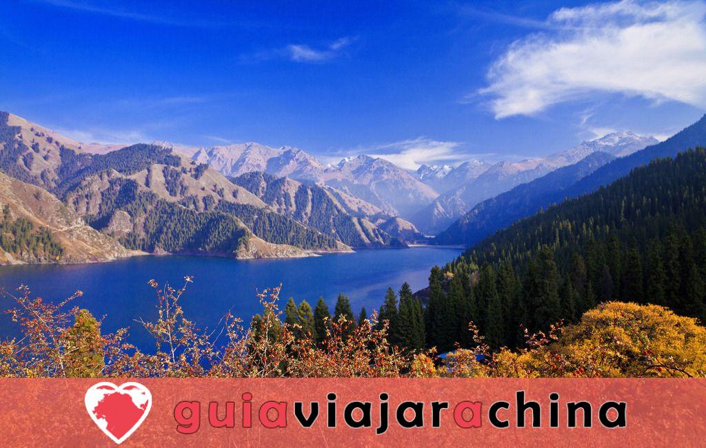 Lago Tianchi 2