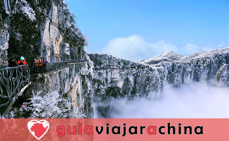 La Montaña de Tianmen - Símbolo y Espíritu de Zhangjiajie 5