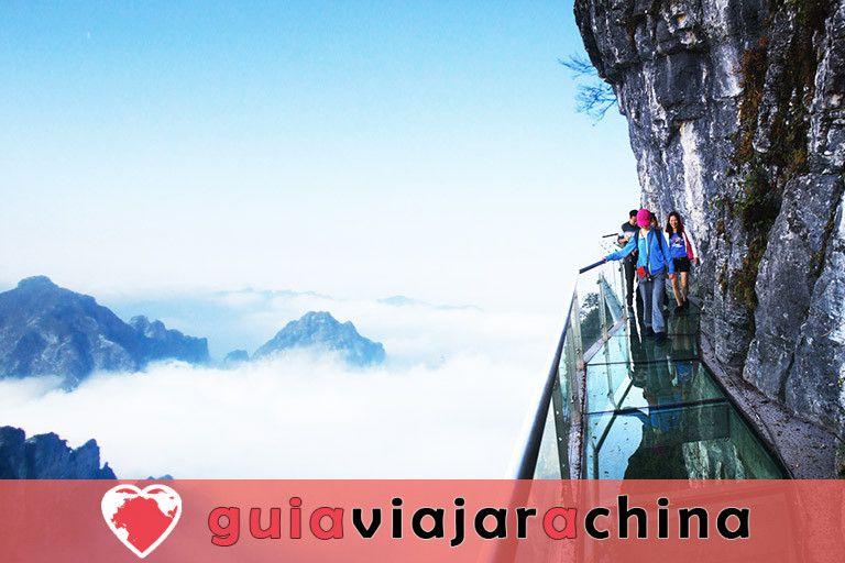 La Montaña de Tianmen - Símbolo y Espíritu de Zhangjiajie 6