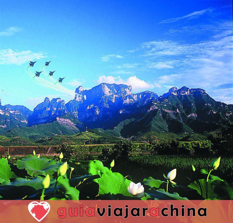 La Montaña de Tianmen - Símbolo y Espíritu de Zhangjiajie 7