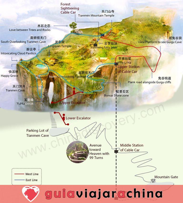 La Montaña de Tianmen - Símbolo y Espíritu de Zhangjiajie 2