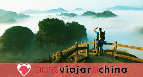 Montaña Wuyi (Wuyishan) - Paisaje pintoresco y la vieja cultura Fujian 6