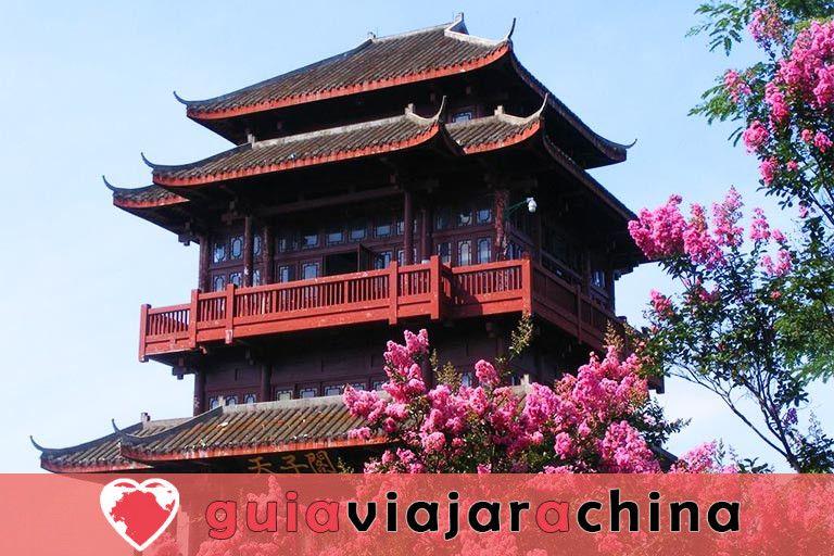 Montaña Tianzi - Vea los picos más impresionantes de la zona panorámica de Wulingyuan 7