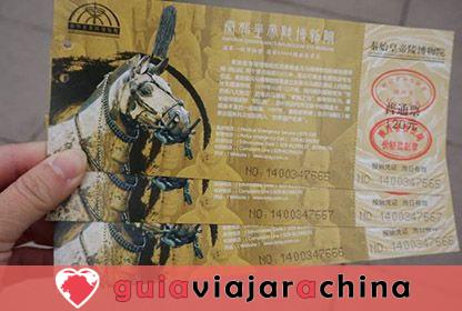 Guerreros y caballos de terracota - Museo de Sitio del Mausoleo del Emperador Qinshihuang 13