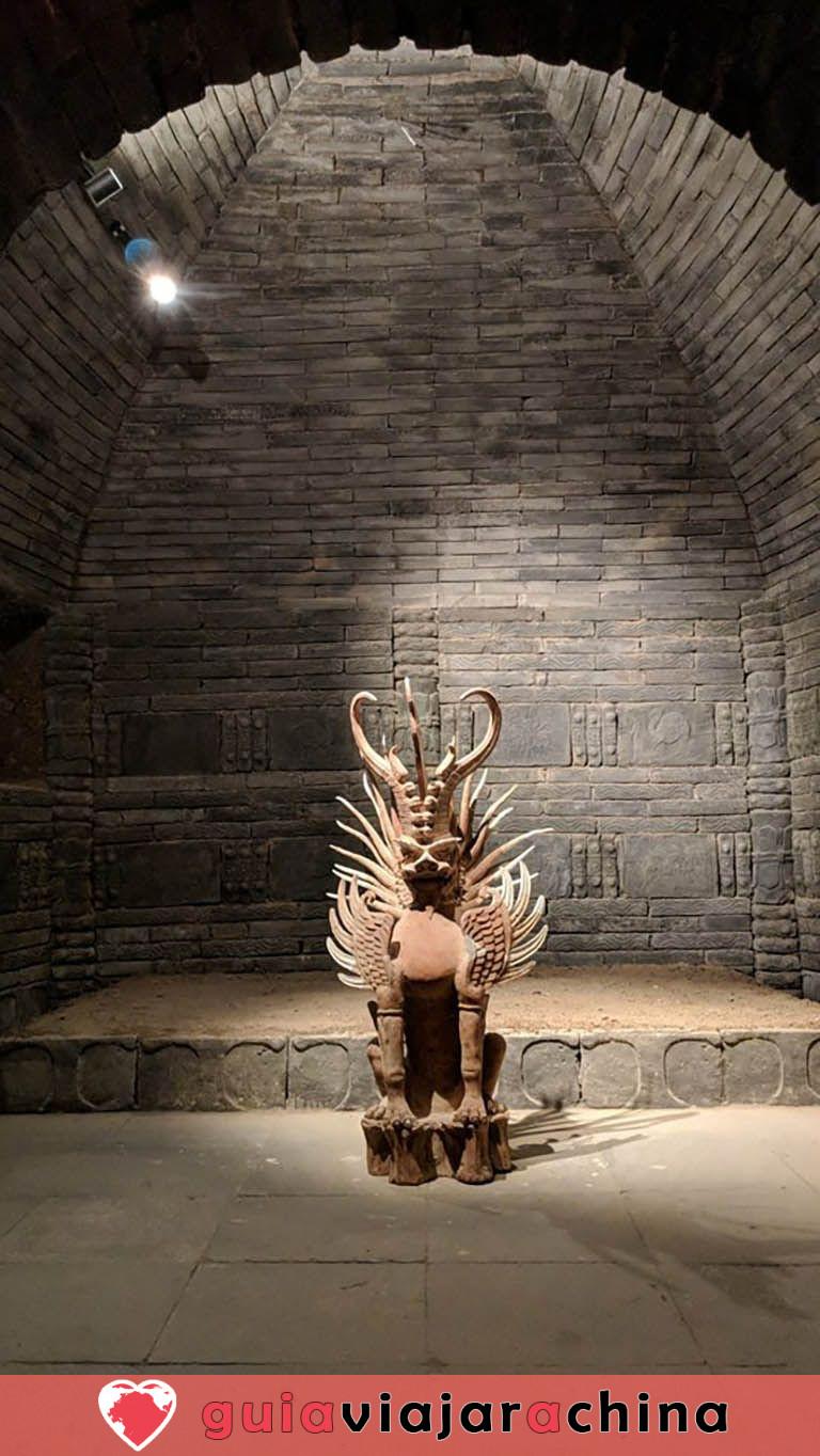 Museo de Dunhuang - Historia de Dunhuang y la Ruta de la Seda 4