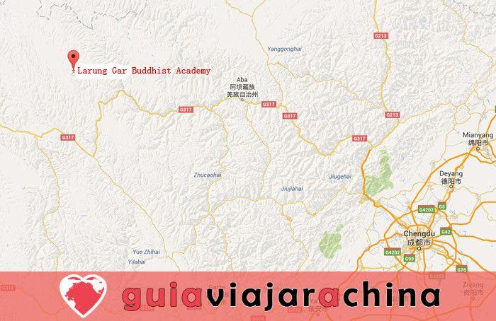 Academia Budista Larung Gar, Sertar - El Instituto Budista más grande del mundo 8