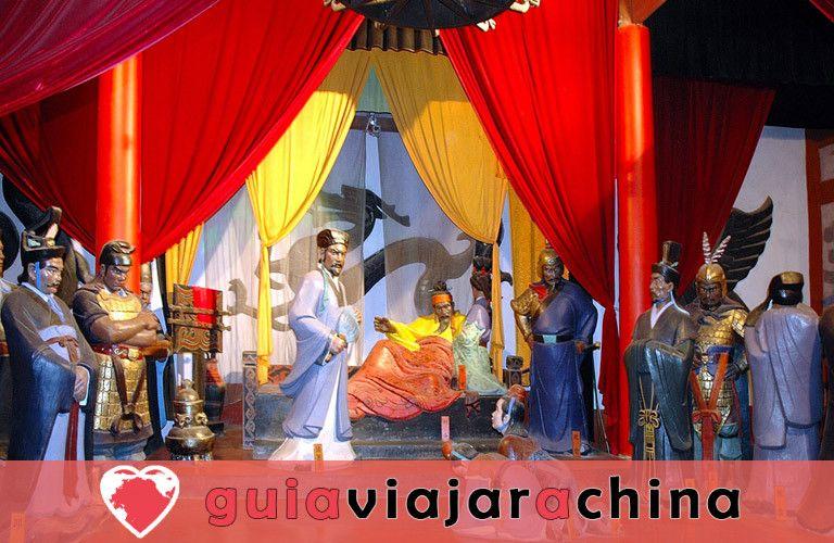 """Ciudad del Emperador Blanco - """"Ciudad de los Poemas"""" en el río Yangtsé 3"""