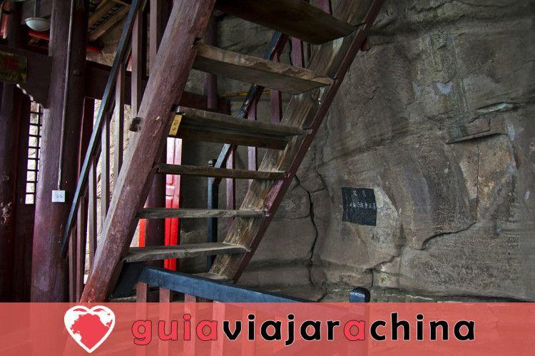 Pagoda Shibaozhai - Perla brillante en el río Yangtsé 8