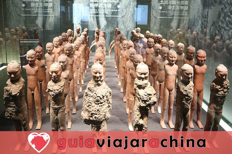 Museo Hanyangling - Misterioso Mausoleo del Emperador Jingdi de la Dinastía Han 5