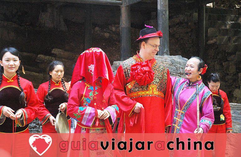 Tribu de las Tres Gargantas - El más bello lugar escénico en Yangtze Three Gorges 8