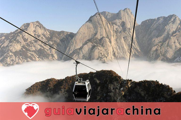 Monte Huashan - Desafía la ruta de senderismo más peligrosa del mundo 14