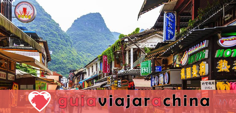"""West Street (Xijie) - Bienvenido a la """"Aldea Global"""" en Yangshuo, Guilin 1"""