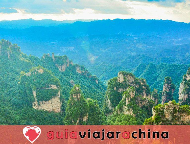 Yangjiajie - El paisaje más prístino del área escénica de Wulingyuan 2