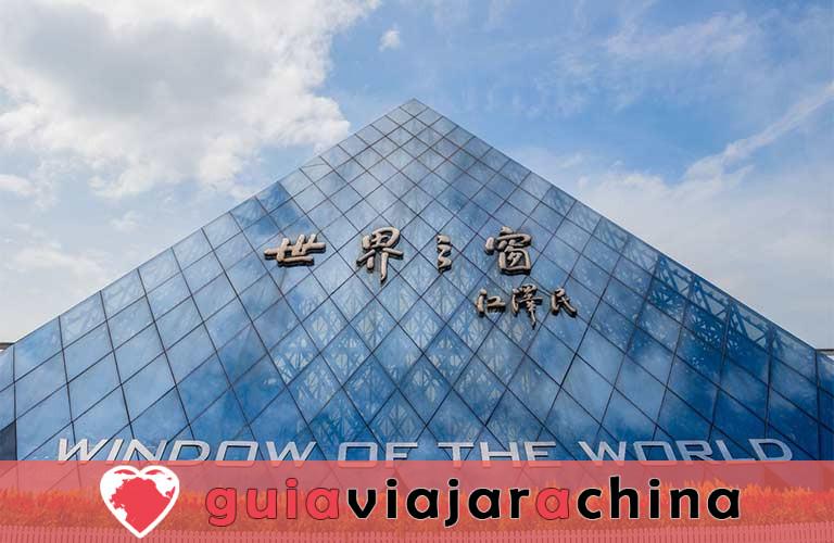 Ventana del Mundo Shenzhen 2