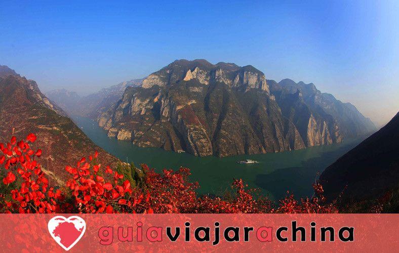 Tres Gargantas - pintoresco punto culminante del crucero por el río Yangtsé 4