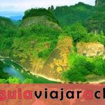 Montaña Wuyi (Wuyishan) - Paisaje pintoresco y la vieja cultura Fujian