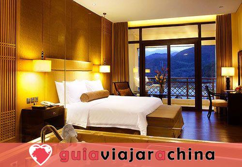 Montaña Wuyi (Wuyishan) - Paisaje pintoresco y la vieja cultura Fujian 16