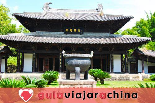 Montaña Wuyi (Wuyishan) - Paisaje pintoresco y la vieja cultura Fujian 4