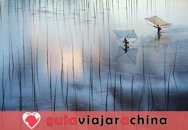 Xiapu Mudflat - Dispara la obra maestra de la naturaleza 2