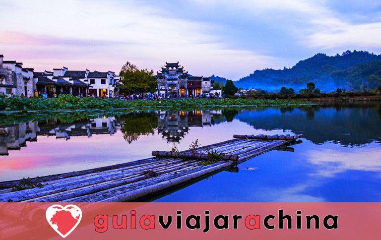 Aldea Antigua de Hongcun - Patrimonio de la Humanidad en Anhui 9