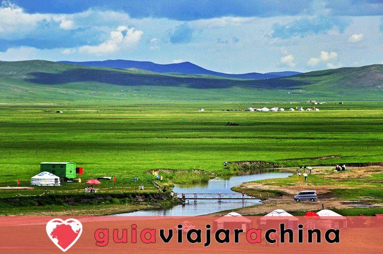 Pastizal Xilamuren - El pastizal más cercano de Hohhot 2