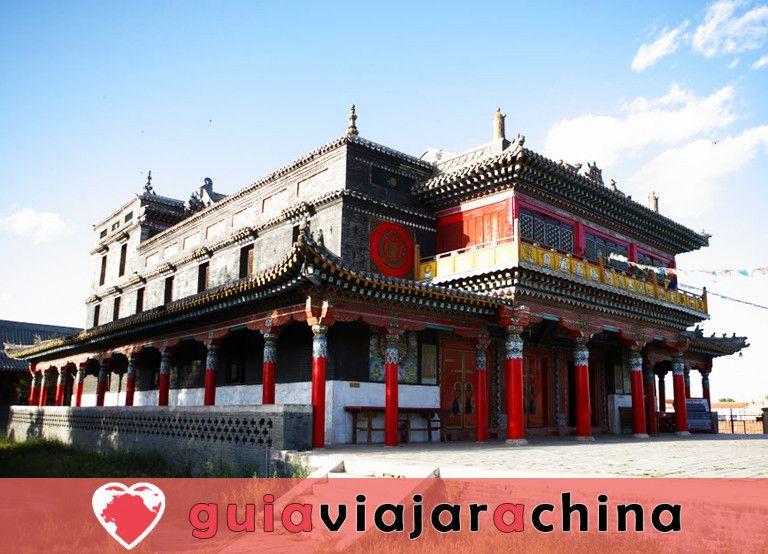 Pastizal Xilamuren - El pastizal más cercano de Hohhot 3