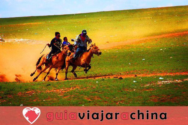 Pastizal Xilamuren - El pastizal más cercano de Hohhot 6
