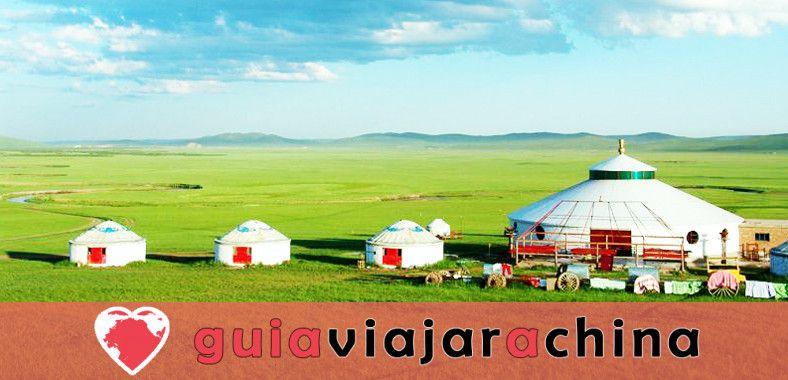 Pastizal Xilamuren - El pastizal más cercano de Hohhot 1