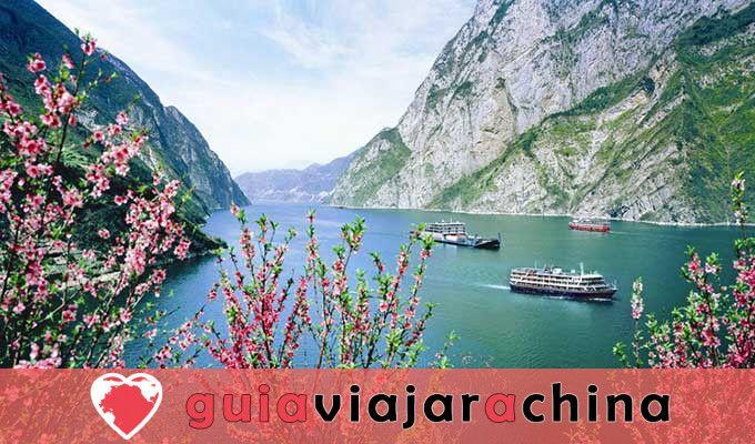 Tres Gargantas - pintoresco punto culminante del crucero por el río Yangtsé 7