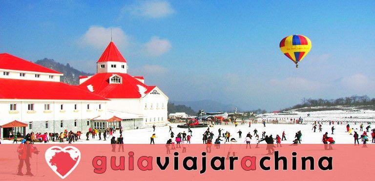 Xiling Snow Mountain - Paraíso para el esquí 1