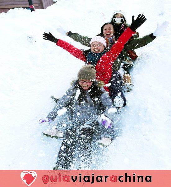 Xiling Snow Mountain - Paraíso para el esquí 6