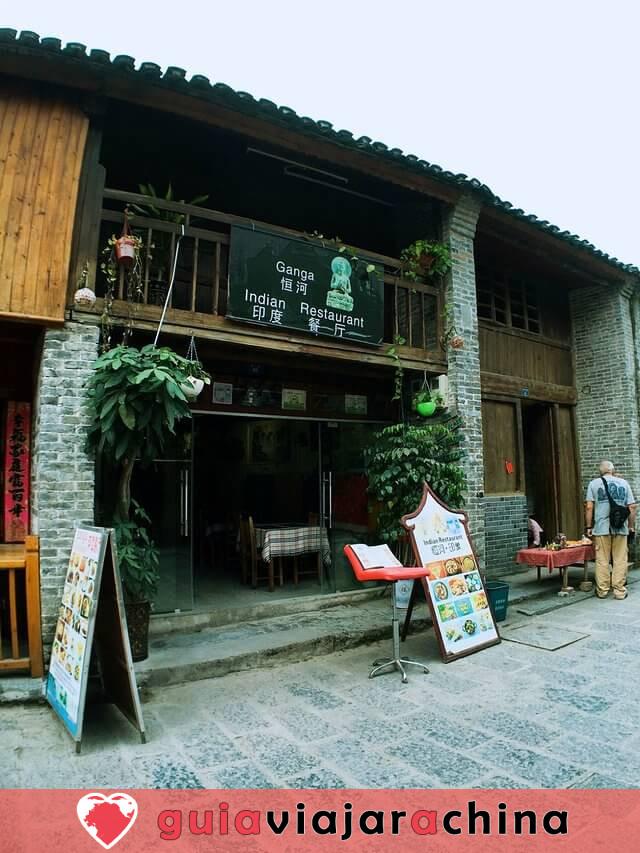 Pueblo antiguo de Xingping - Presidente del Pueblo de la Pesca 10
