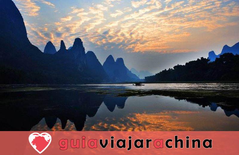Pueblo antiguo de Xingping - Presidente del Pueblo de la Pesca 9
