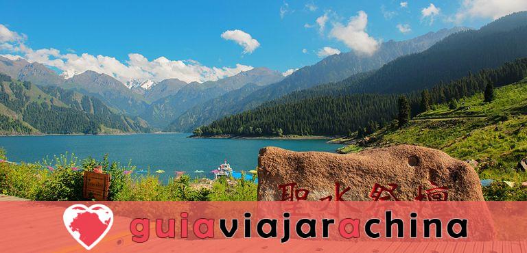 Lago Tianchi 1