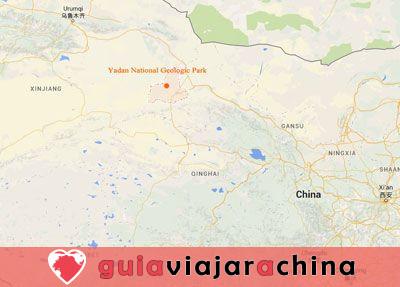 Parque Geológico Nacional de Yadan 8