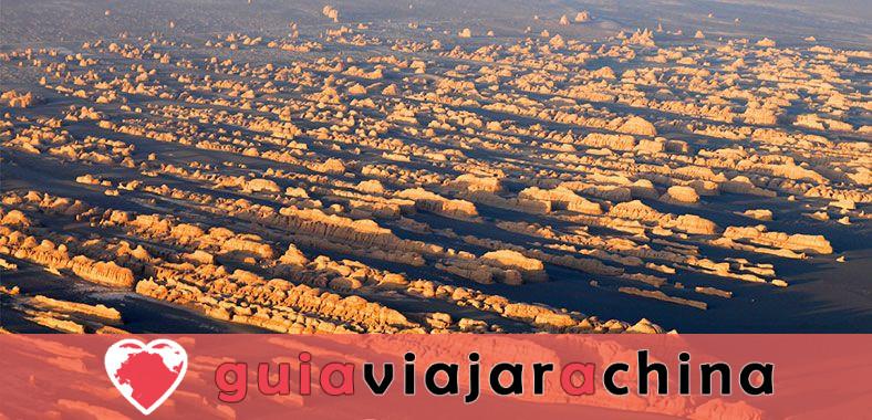 Parque Geológico Nacional de Yadan 1